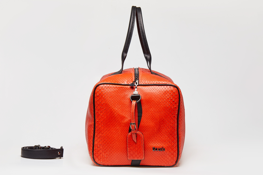 ON THE GO Duffle Bag in Red - Popular Designer Bags