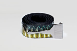 Snake Belt In Mix