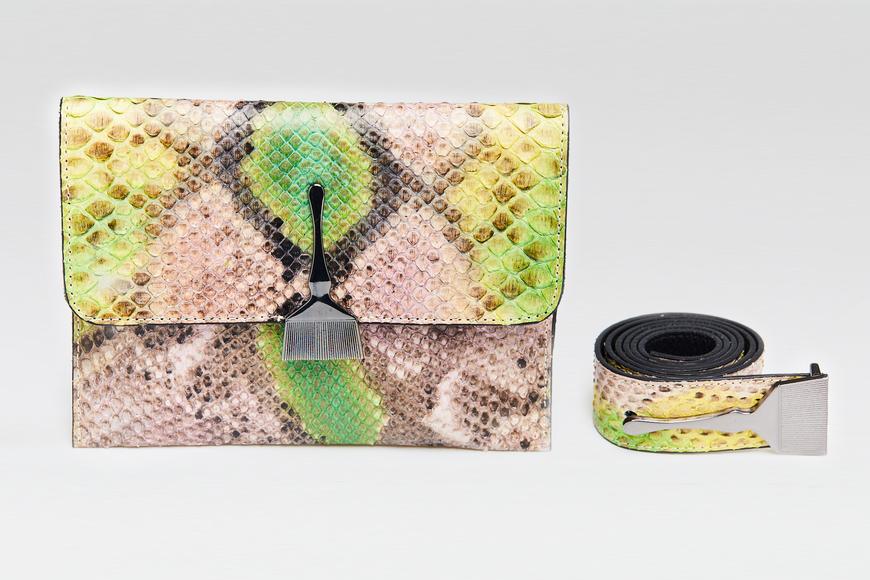 The Limited Edition Python Bag