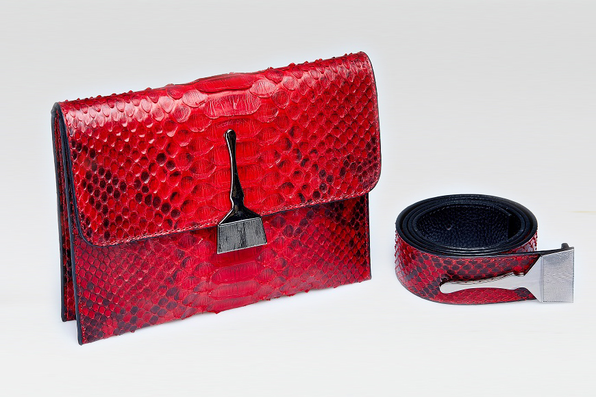 The Wild Bag in Red - Buy Luxury Bags Online