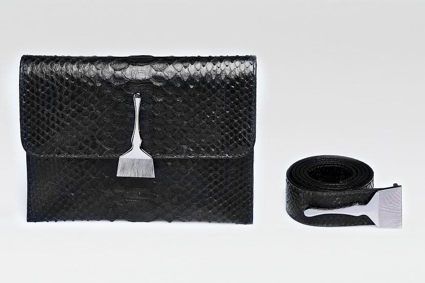 The Wild Bag in Black - Best Designer Belt Bags