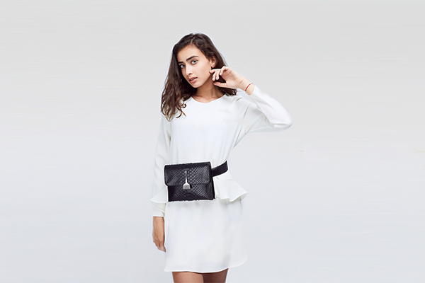 The Wild Bag in Black - Best Designer Evening Bags