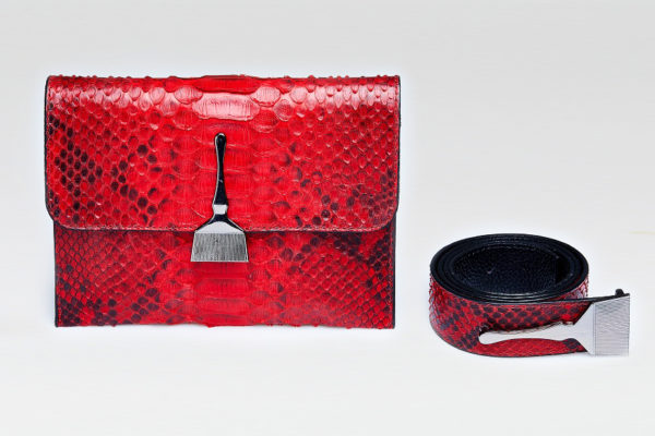 The Wild Bag in Red