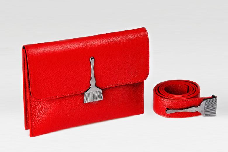 The Mild Bag In Red - Popular Designer Bags