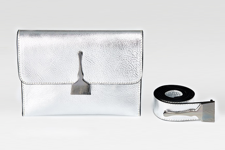 The Mild Bag In Silver