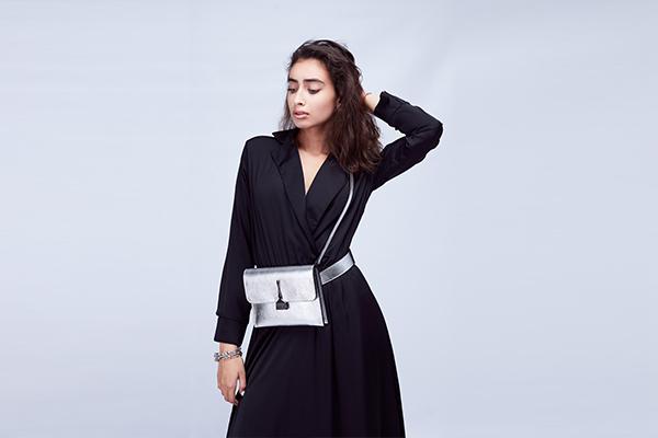 The Mild Bag In Silver - Top Designer Bags