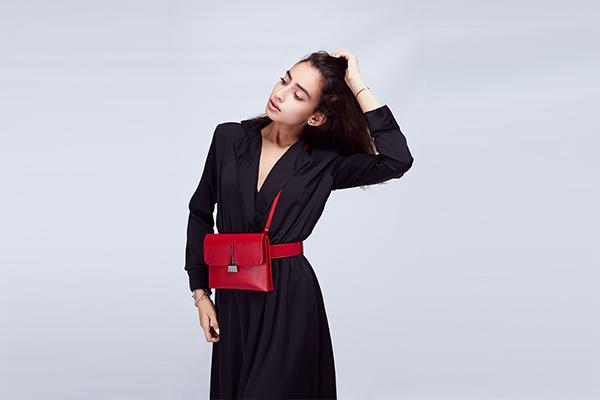 The Mild Bag In Red - Best Designer Purses