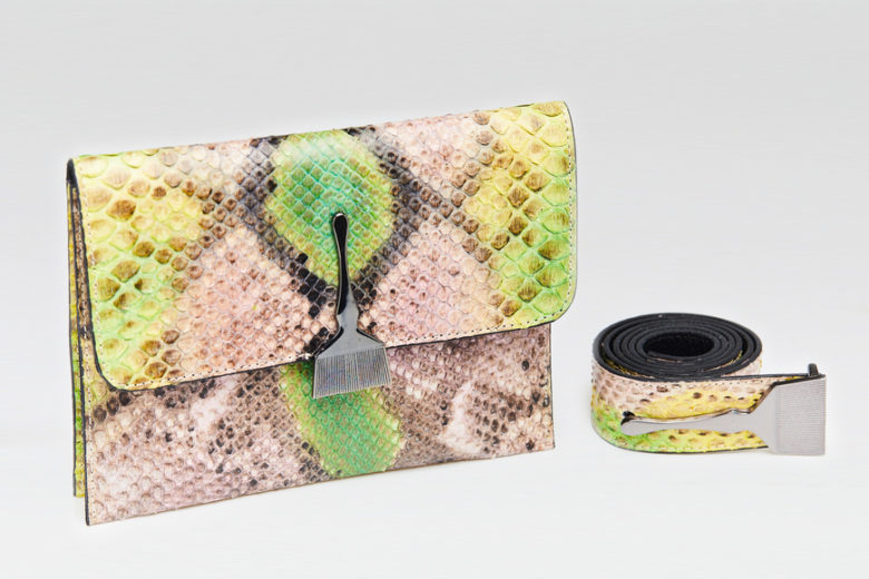 The Limited Edition Python Bag - Snakeskin Belt Bags
